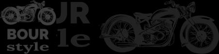 Одежда для Байкеров BourStyle Логотип
